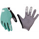 bluegrass Magnete Lite Bike Gloves black/turquoise